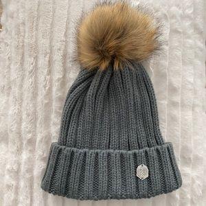 Vince Camuto Knit PomPom Hat